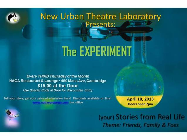 The Experiment April
